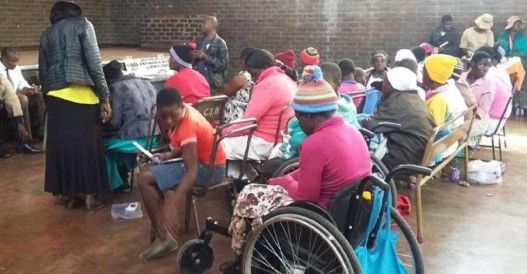 Leonard Cheshire Disability Zimbabwe