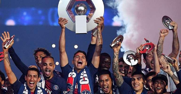 PSG Awarded Ligue 1 Title