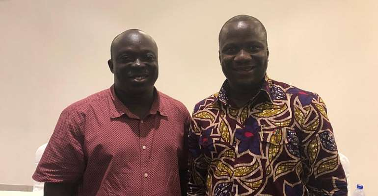 NPP Western Regional Youth Organizer extols minister for lands and natural resources