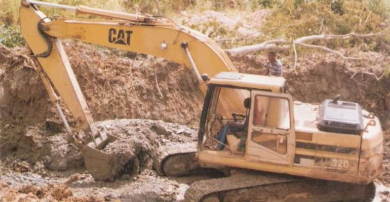 Nationalise mineral resources to end galamsey - Economic Fighters League to gov't