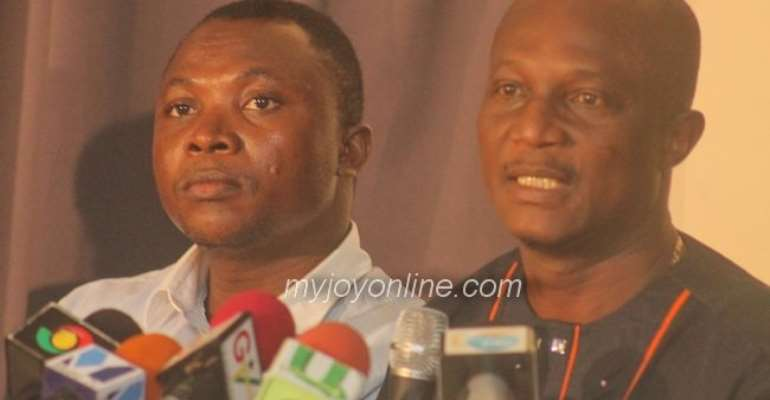 Appiah competent for Black Stars job, says GFA