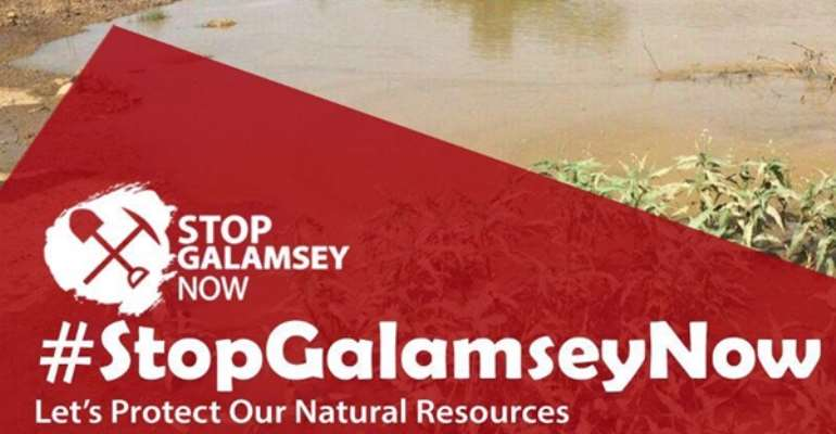 CitiFM launches #StopGalamseyNow campaign