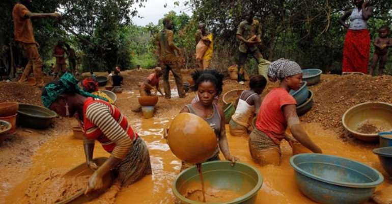 Small Scale Mining (Galamsey); It's Effect On Water As A Basic Necessity