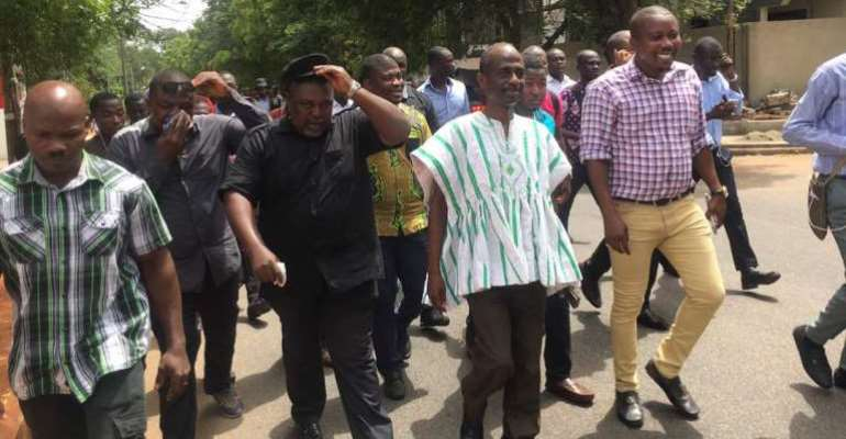 Anyidoho Underestimated the Punitive Resolve of General Mosquito