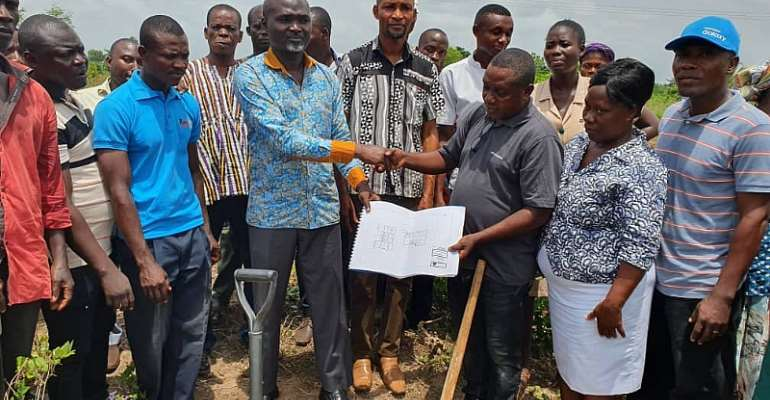 V/R: Work commences on Agormor CHIPS compound project
