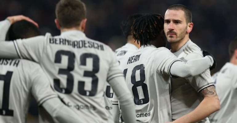 Teenager Kean On Target Again As Juventus Win At Cagliari