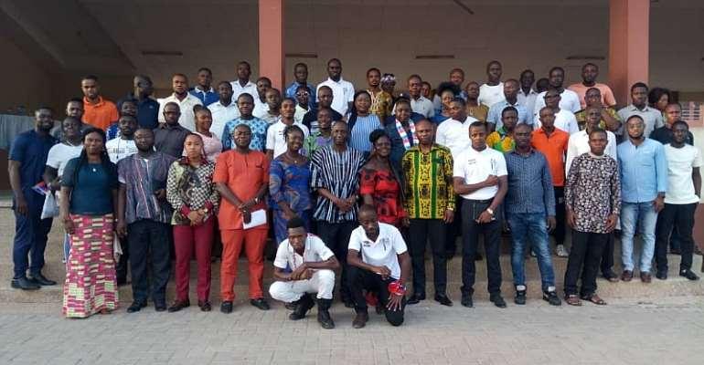 NPP Unveils 50-Member Communication Team In Dome-Kwabenya