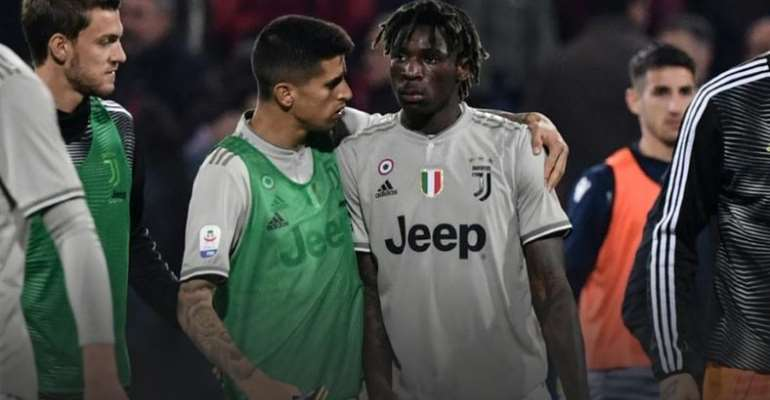 'The Blame Is 50-50' - Bonucci Calls Out Kean For Taunting Fans Amid Racist Chants