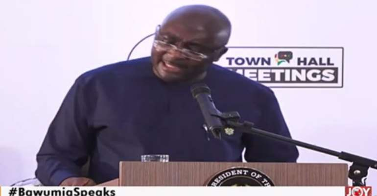 Aside Strong Fundamentals, Speculations, Expectations And Investor Sentiments Can Affect Cedi—Bawumia Jabs NDC
