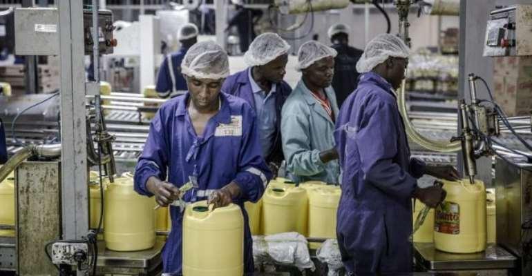 Africa Growth At 7-Year High, No Thanks To Its Major Economies