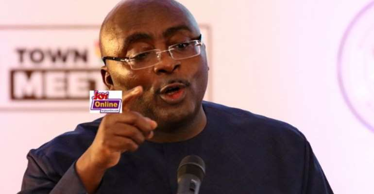 Full Text: Bawumia Town Hall Meeting In Accra