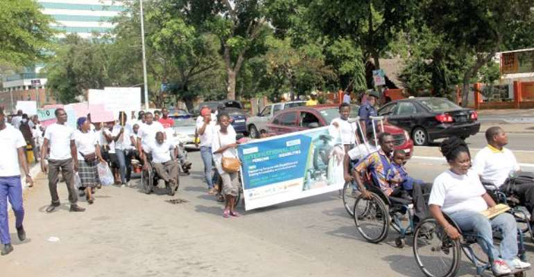 Covid-19: Persons With Disability Cries To Gov't Over Neglected