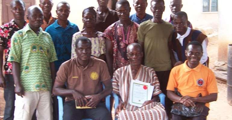 Nkonya: 3 Cocoa Farmer Co-operatives Receive Certificate To Operate
