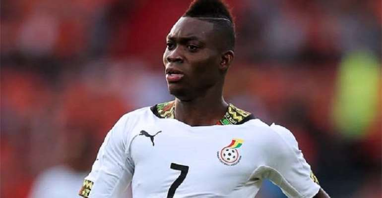 Ghana Winger Christian Atsu Retires Prematurely From Black Stars - Reports