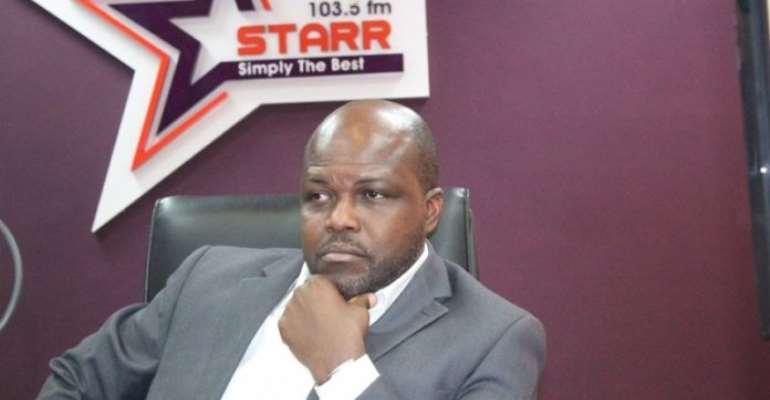I Don't See Government Coming To The Aid Of Football Clubs - Kojo Addae-Mensah