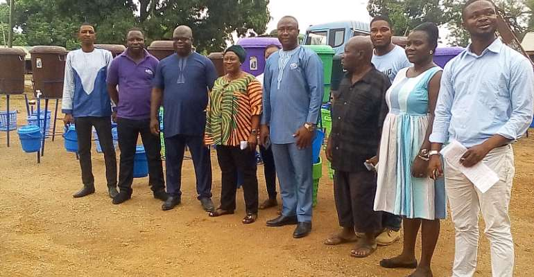 Covid-19: Atebubu-Amantin MP Calls For Support To Combat Community Outbreak