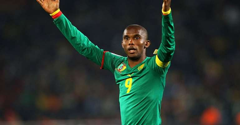 AFCON Records – No One Scores Like Samuel Eto'o