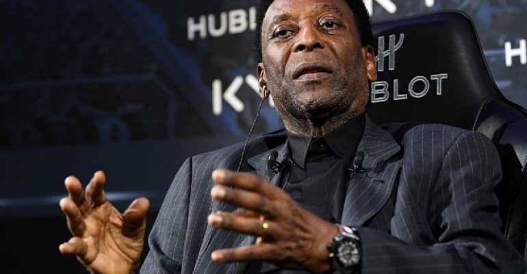 'They Invented That I Was Depressed,' Says Pele As Brazil Great Dismisses Health Fears