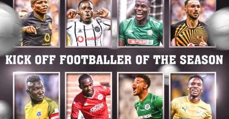 Richard Ofori Nominated For ABSA Premier League Player Of The Season Award