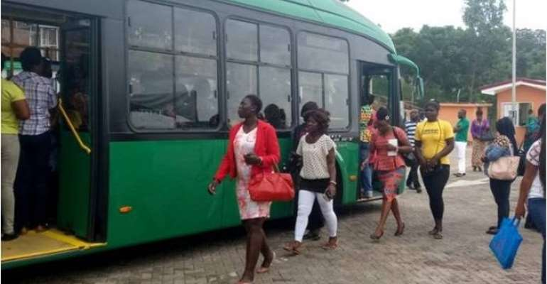 Resume Aayalolo Bus Service Urgently — Akufo-Addo Directs