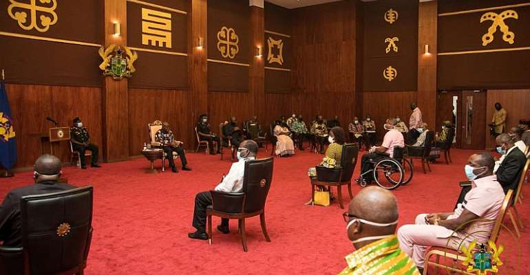 Covid-19: Political Parties Commend Akufo-Addo For Being 'Exemplary, Decisive'