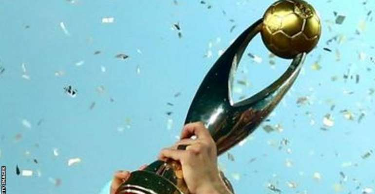 Al Ahly beat Egyptian rivals Zamalek in last season's final to lift the African Champions League trophy.