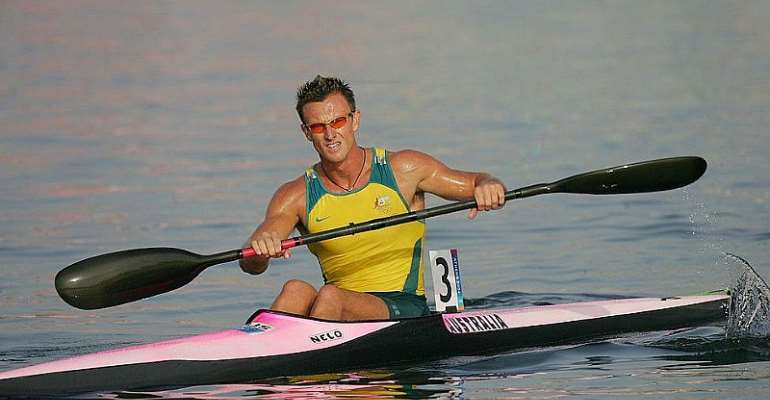 Nathan Baggaley was a double silver-medallist at the 2004 Athens Olympics and three-times world champion