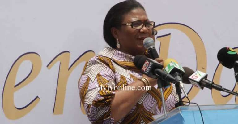 You give me hope - First Lady tells young women undergoing training in electronics