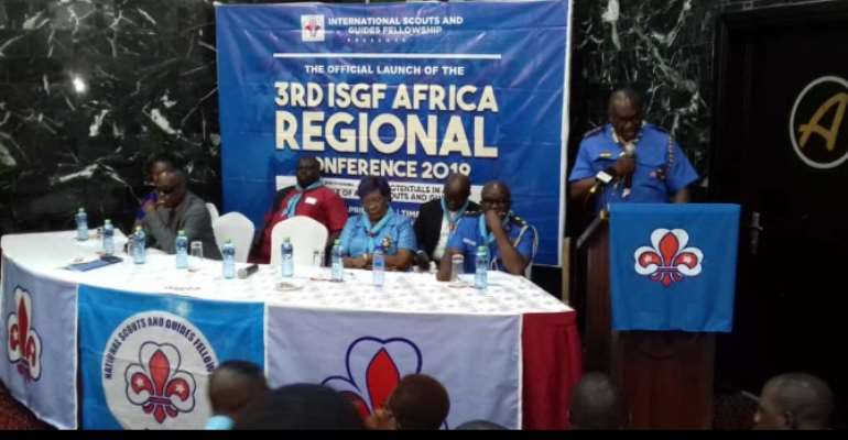 ISGF Launches 3rd Africa Regional Conference