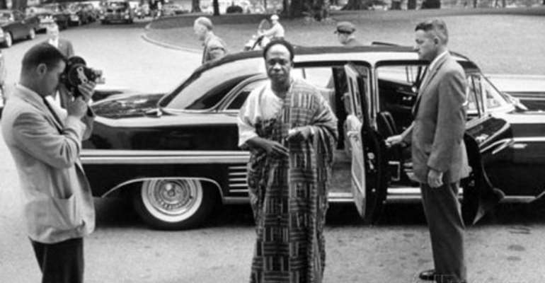 Nkrumah, the kind of leader which doesn't exist any longer in Africa