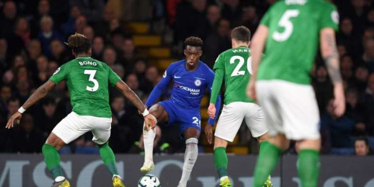 Hudson-Odoi Elated To Get First Premier League Start At Chelsea
