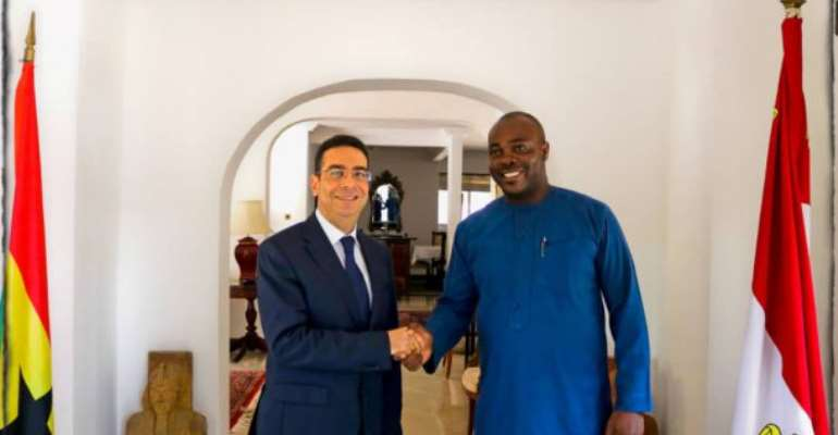AFCON 2019: Egyptian Embassy To Assist Ghanaian Fans Ahead Of Tournament