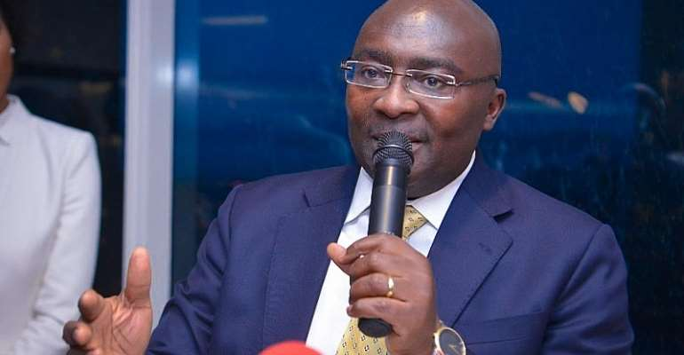 State Of The Economy - Speech By Bawumia