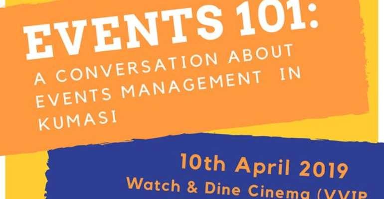 Kumasi To Host Seminar On Events Management