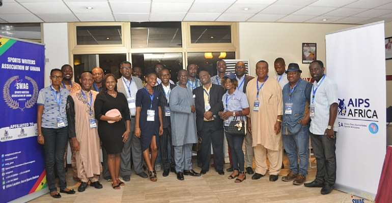 2nd AIPS Sports Media Awards Launched
