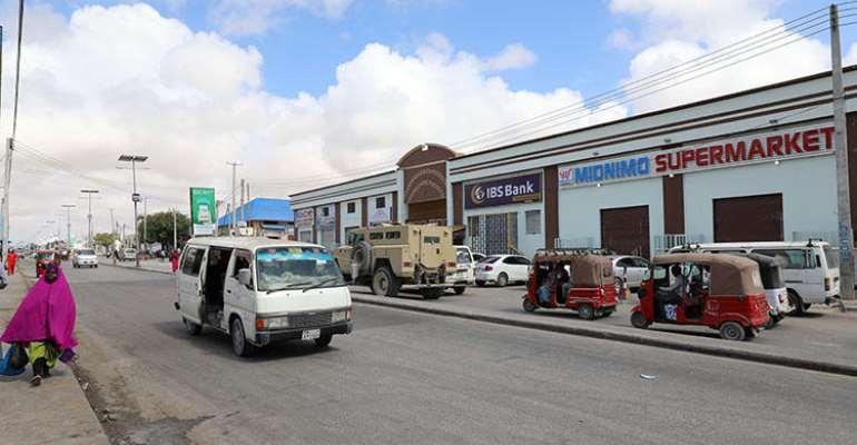 Armed Men Raid Somalia's Universal TV, Fire Guns In Station