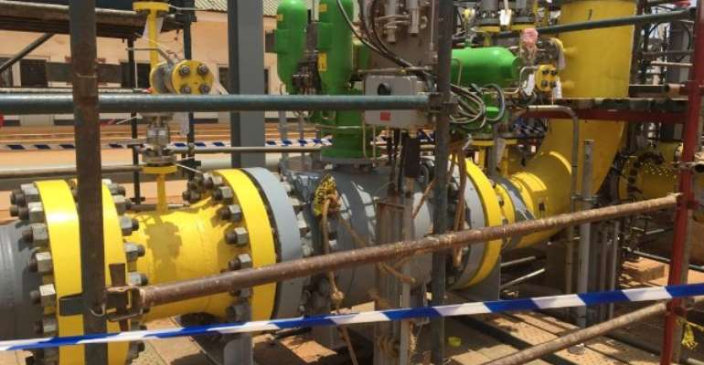 The completion of engineering works on the pipelines are expected to end the erratic power supply.