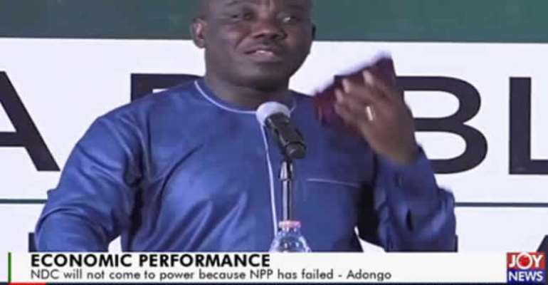 Adongo Ridicules Banking Sector Reforms