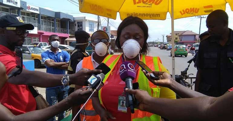 MCE Closes Down Dome Market Over Social Distancing Challenges