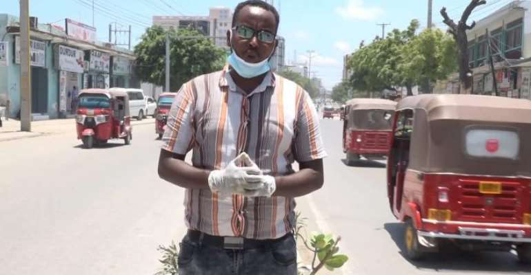 Journalists Face Threats Of Intimidation And Censorship For Reporting COVID-19 In Mogadishu And Hargeisa