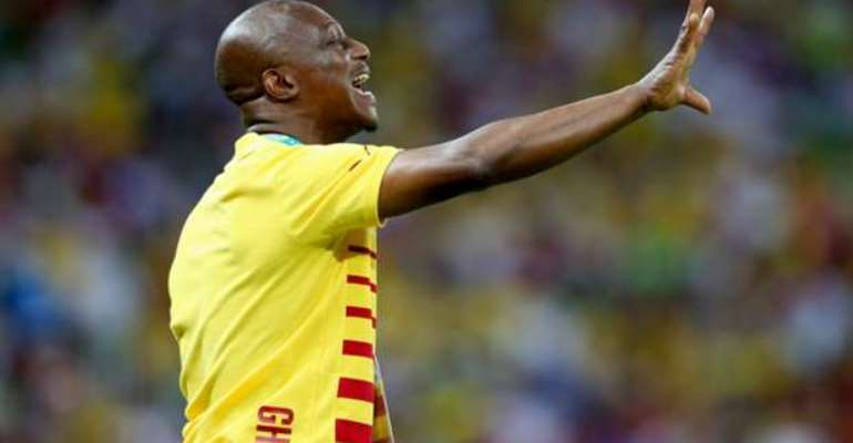 Ex-Ghana defender Frimpong Manso lauds Kwesi Appiah's reappointment