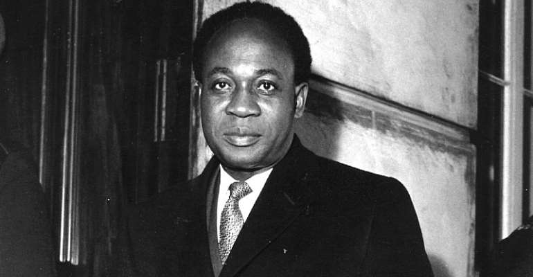 Is Osagyefo Dr. Kwame Nkrumah The Founder Of Ghana?