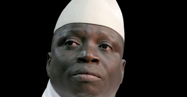 Ex-President's Theft From Gambia Tops $300 Million
