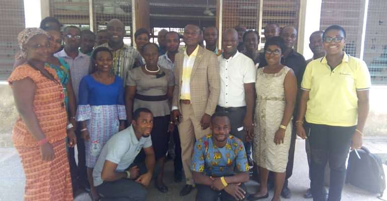 Involve Private Sector in Child Labour Policy Formulation – Kokoo Pa Urges Government