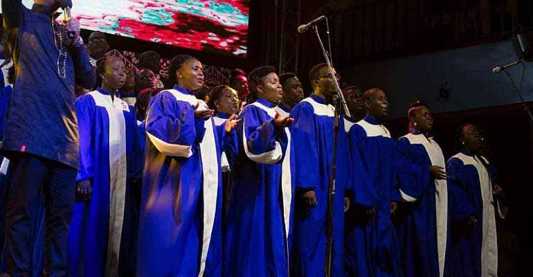 Bethel Revival Choir Living Their Dreams