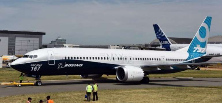 Boeing's CEO Just Made Truly Stunning Announcement About Company's Grounded 737 MAX Aircraft