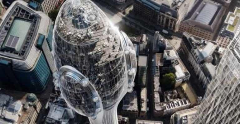 London's Controversial New Landmark