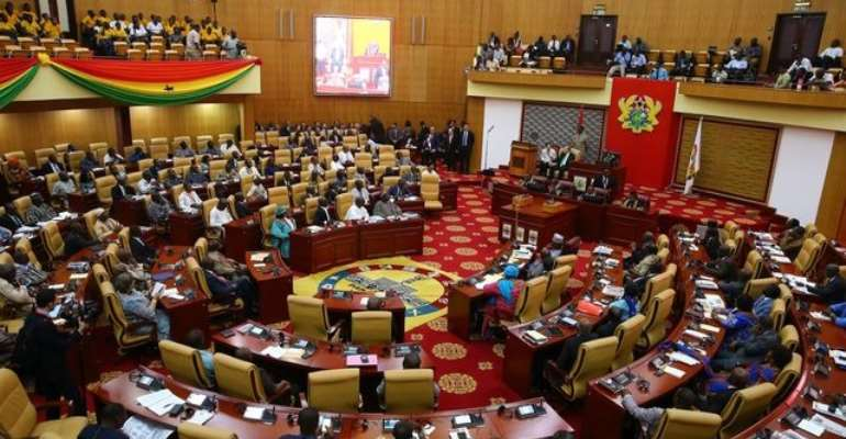 Parliament Passes Exxon Mobil Deal Amidst Minority Protest