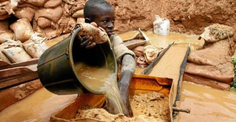 Ghana Natural Resource; Is It A Curse Or A Blessing?