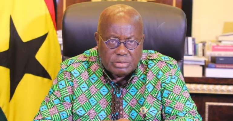 COVID-19 Pandemic: Akufo-Addo Puts His Best Foot Forward